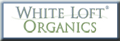 White Loft Organic Bedding